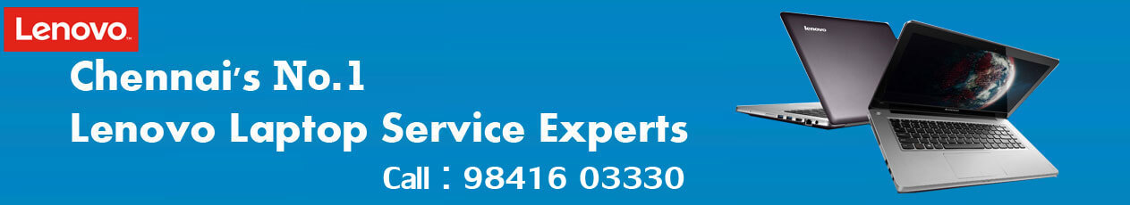Lenovo Laptop Service Center in Velachery